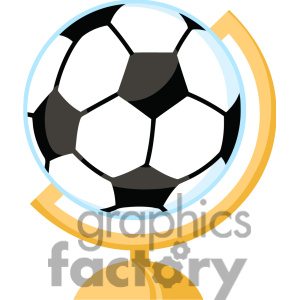 Soccer Cartoon Wallpaper