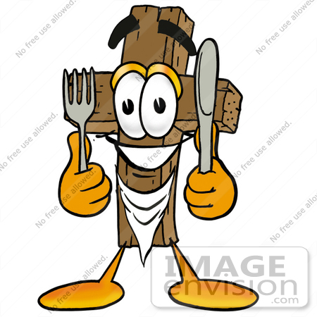 Church Potluck Clipart  23542 Clip Art Graphic Of A