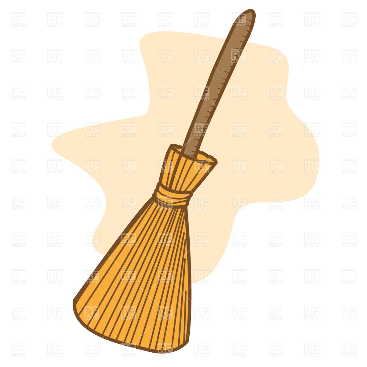 Sweeping Broom Clipart Clipart Suggest