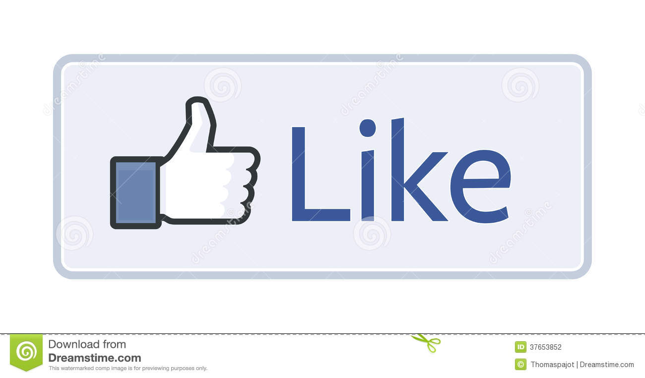 Facebook Like Clipart - Clipart Kid