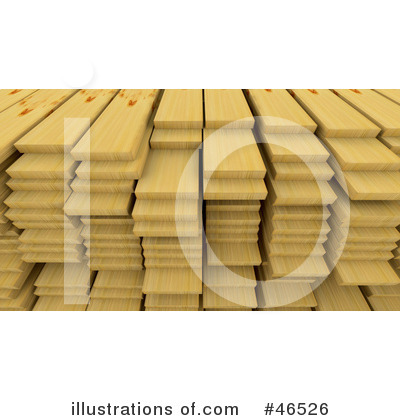 Lumber Clipart  46526 By Kj Pargeter   Royalty Free  Rf  Stock