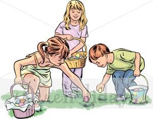 Clip Art Easter Egg Hunt Clip Art easter egg hunt clipart kid 3