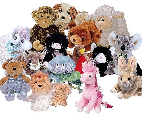 Nightly Ritual I Would Pile Dozens Of Stuffed Animals In Bed With