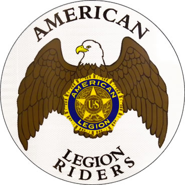 18 Legion Riders Reflective Road Sign
