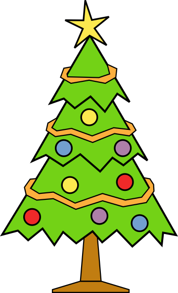 Christmas Tree Clipart 2 Christmas Tree Clipart 3 Christmas Tree