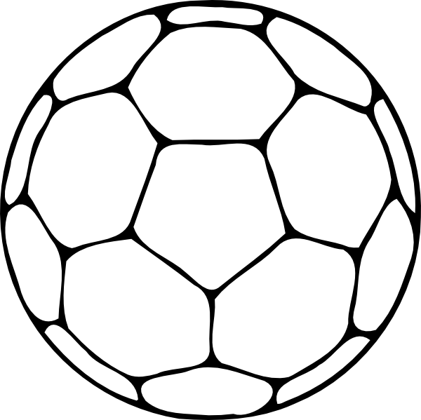 Handball Ball Clip Art At Clker Com   Vector Clip Art Online Royalty