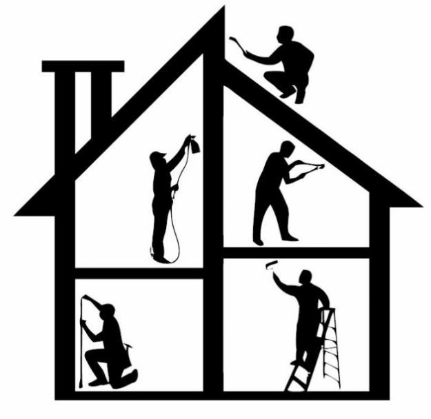 Remodel Contractor Clip Art