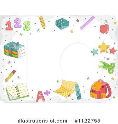 Kindergarten Borders Clipart - Clipart Suggest