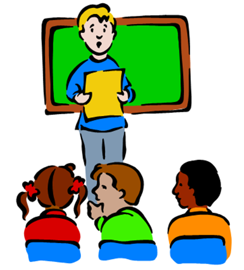 Student Presentation Clipart - Clipart Suggest