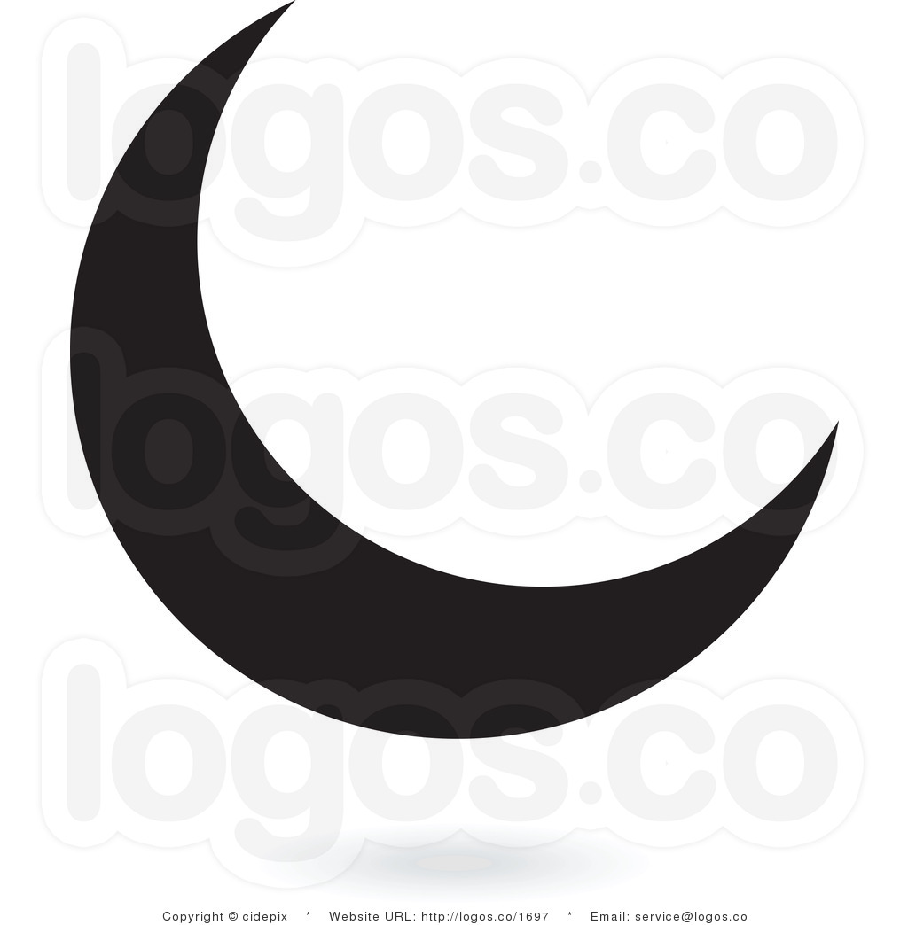 Moon Clipart Black And White   Clipart Panda   Free Clipart Images