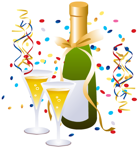 New Years Eve Free Clip Art