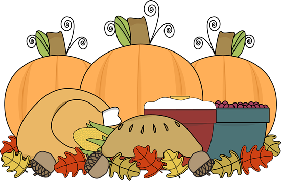 Thanksgiving Feast Clipart Thanksgiving Feast A Thanksgiving Feast Which Includes A Cooked