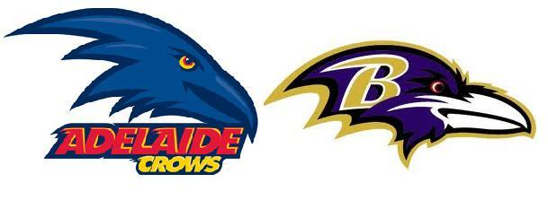 Adelaide Crows Logo Baltimore Ravens Logo Clip Art