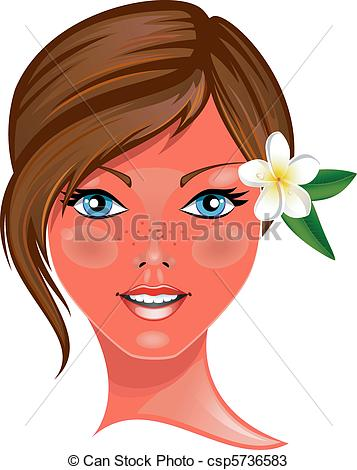 Beautiful Clipart Girl Beautiful Young Girl