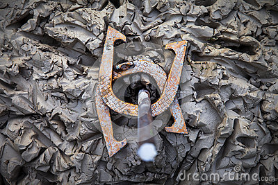 Horseshoe Tournament Clipart In A Clay Horseshoe Pit