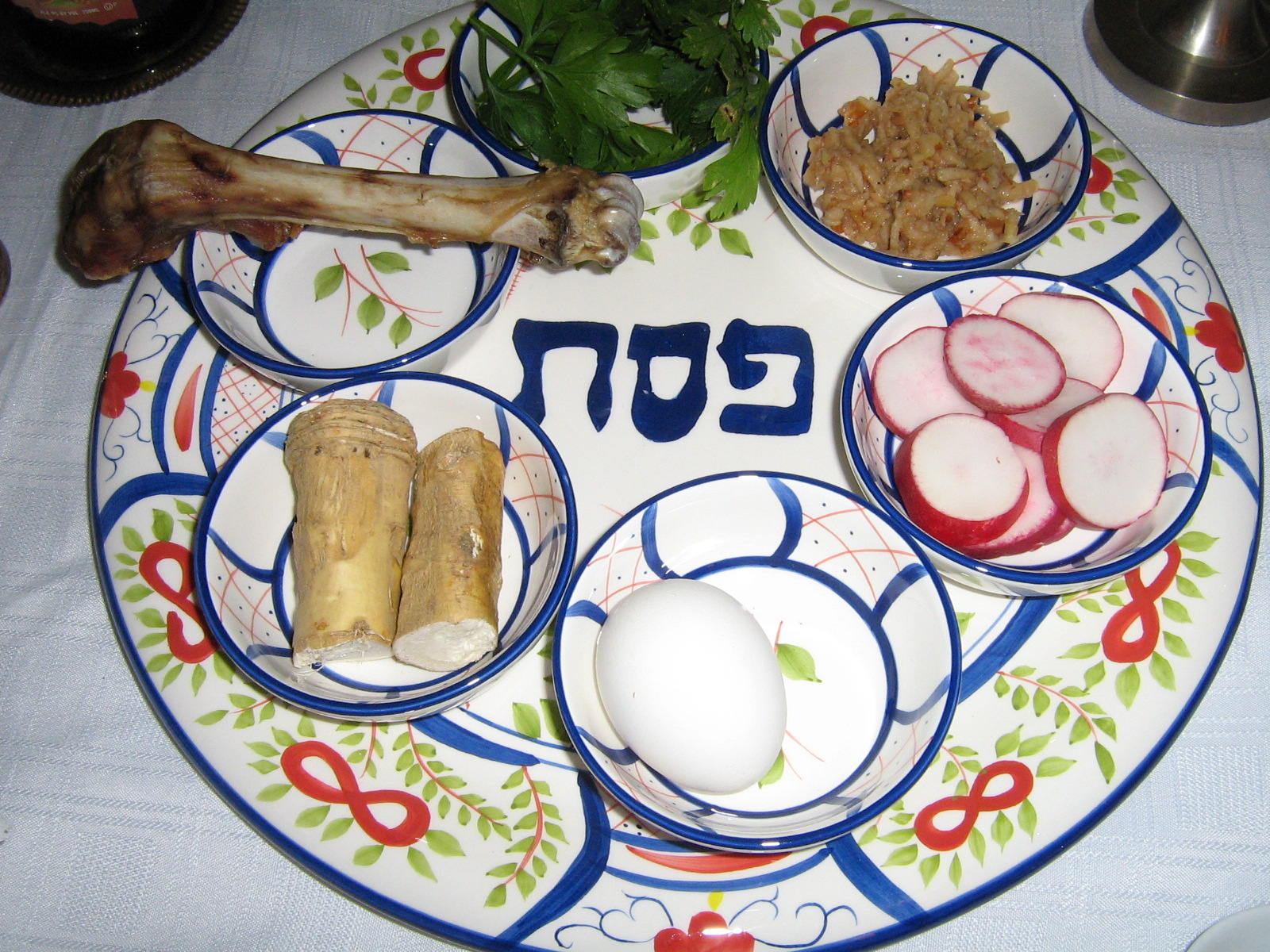 Passover Meal Not Everyone Who Holds A Seder