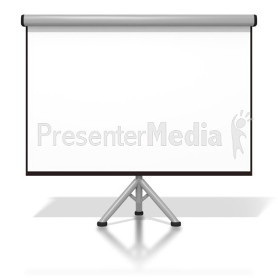 Projector Screen   Medical And Health   Great Clipart For