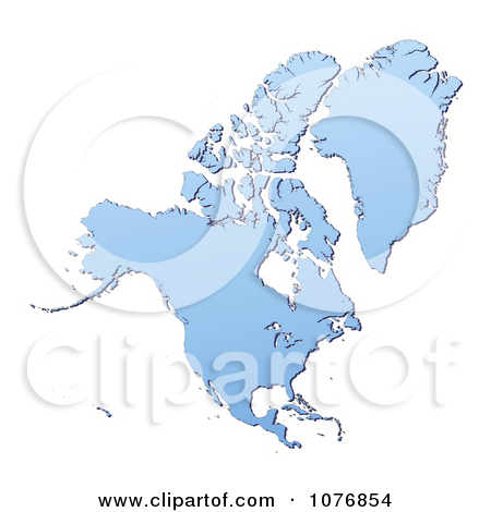 Clipart Gradient Blue Georgia United States Mercator Projection Map