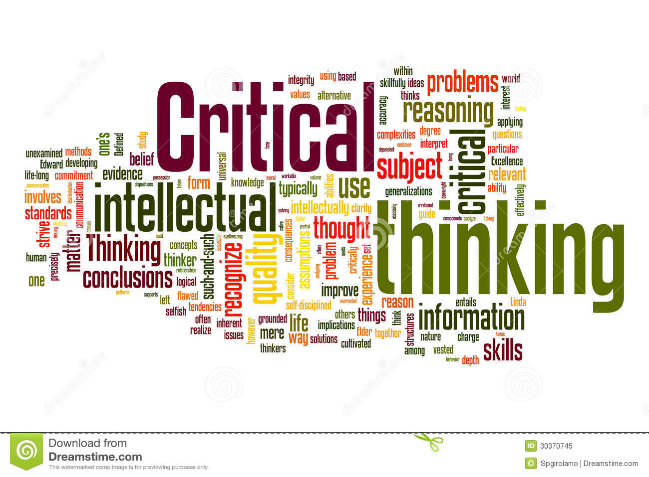 how do we use critical thinking in art Given the shared interest in critical thinking with broader education, we also highlight why  state of the art what your  pupils to use critical thinking.