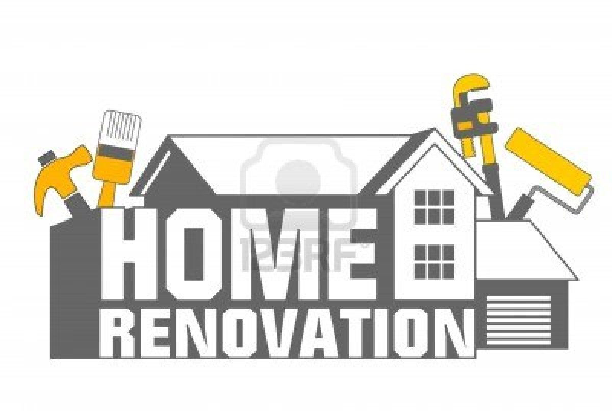Home improvement clipart clipart suggest for Home renovation builders