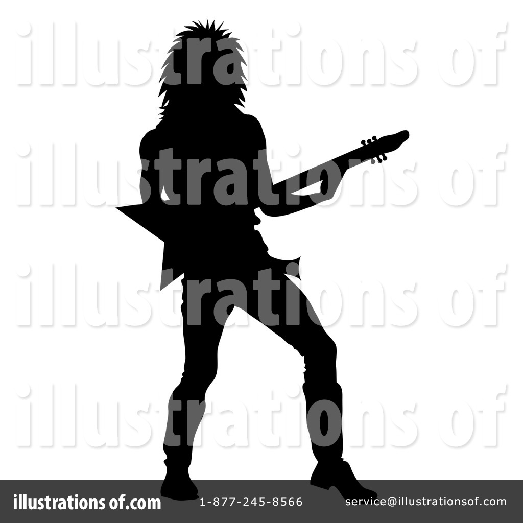 Rock Star Clipart  80441 By Pams Clipart   Royalty Free  Rf  Stock