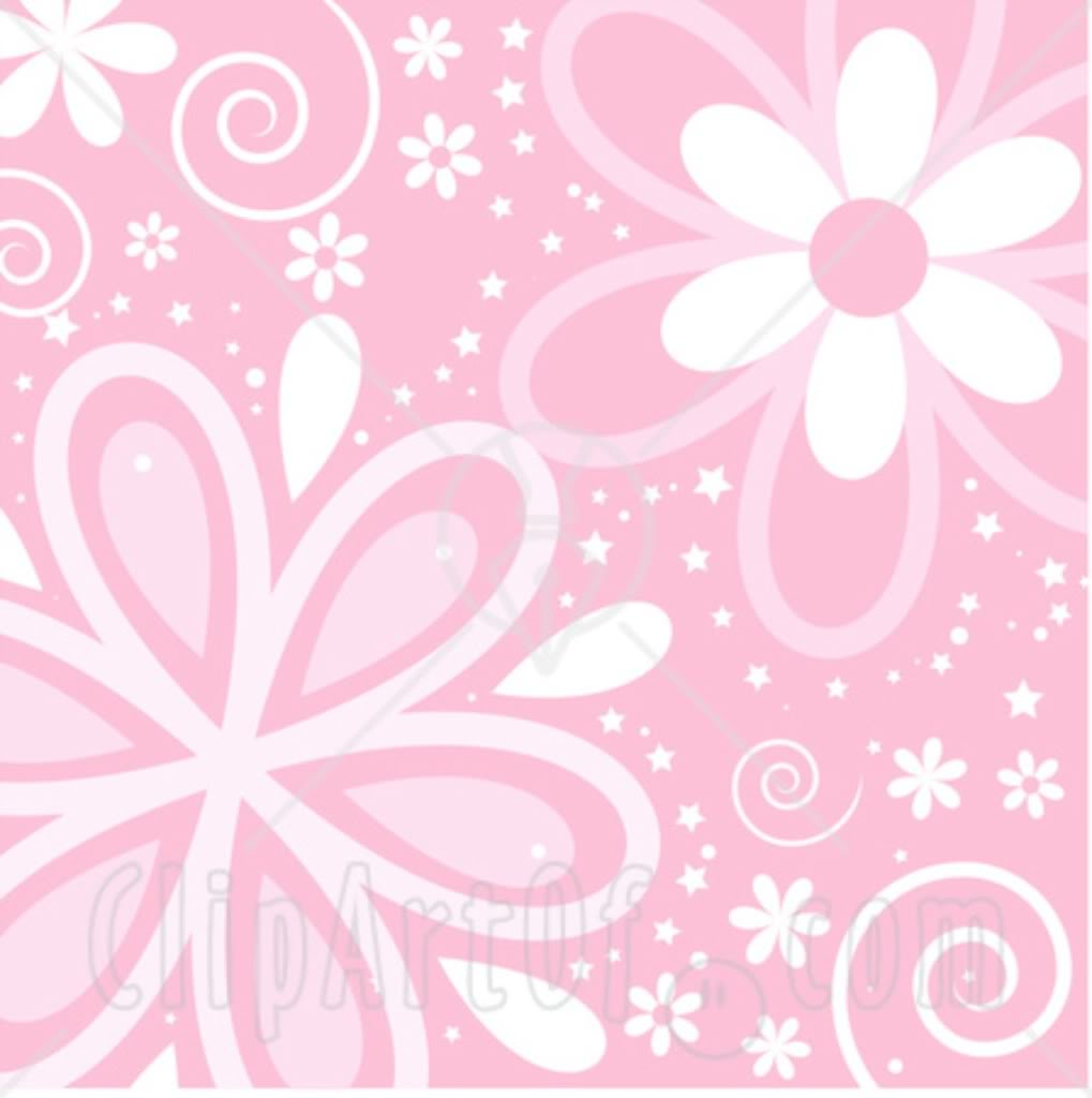 Clip Art Clip Art Backgrounds flower background clipart kid 28008 illustration of a pink with swirls stars and