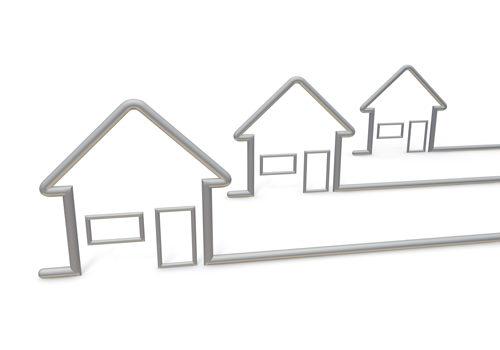 House Construction Clip Art A House Clip Art Material That
