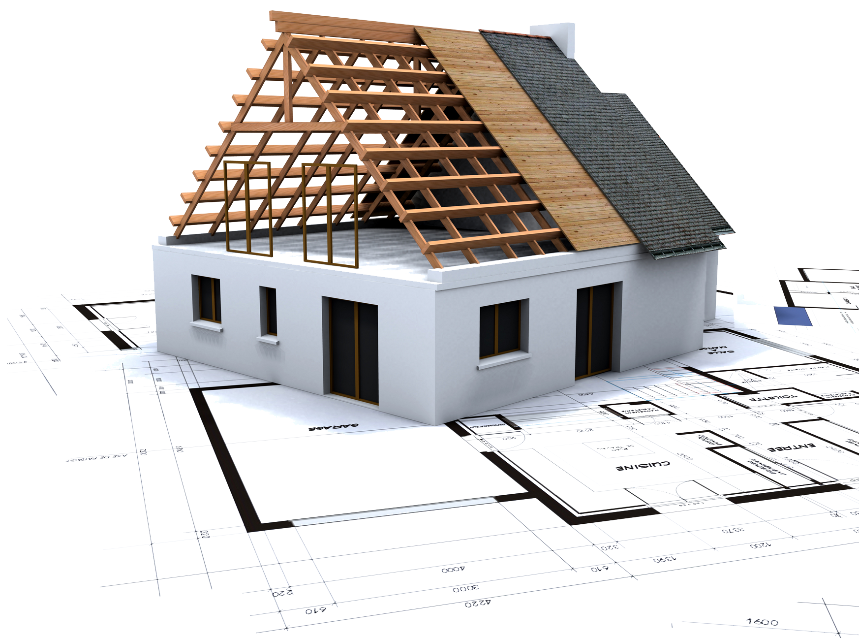Home construction clipart clipart suggest Home builder contractor