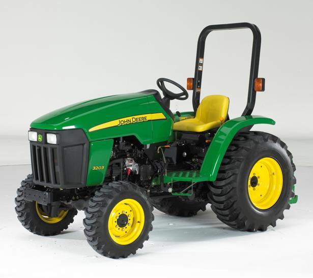 John Deere Tractor Clipart - Clipart Kid