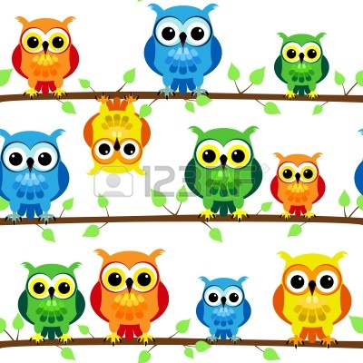 Owl Pictures For Kids Cartoon