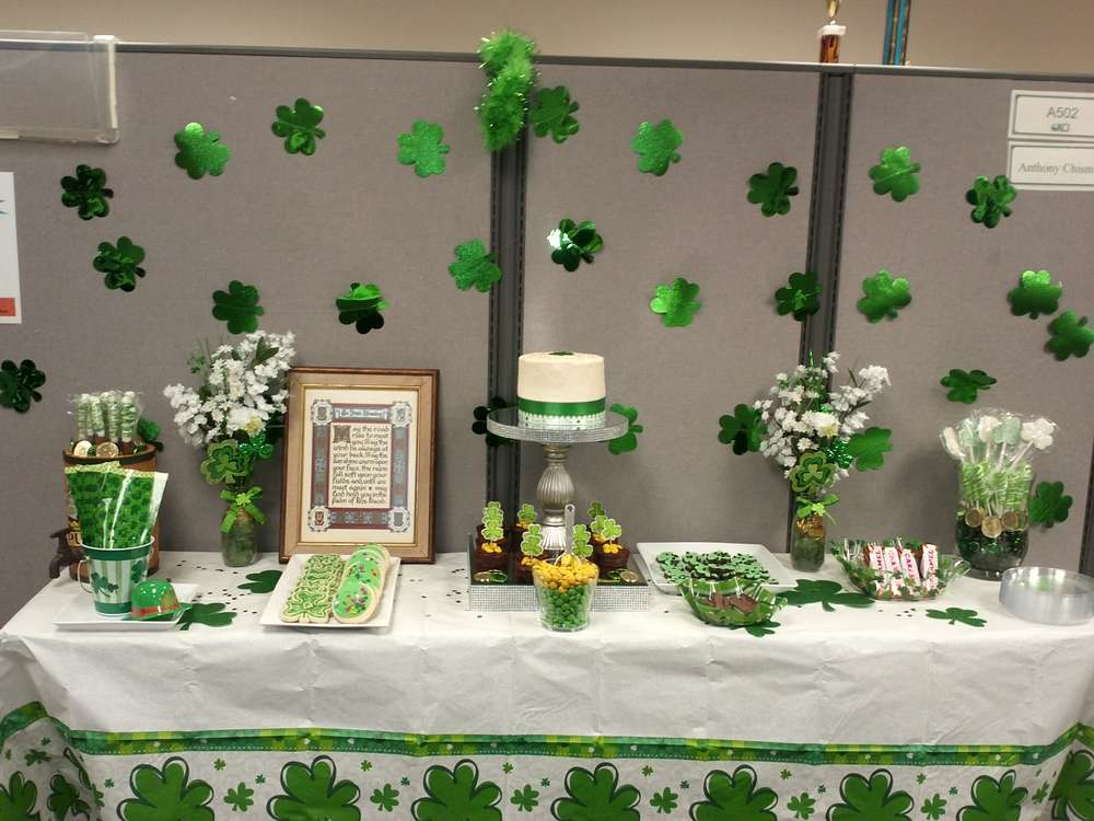 St  Paddys St  Patrick S Day Party Ideas   Photo 9 Of 14   Catch My