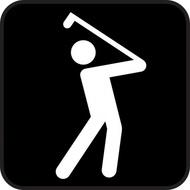 Vector Golf Vector Golf Hotel Icon Near Golf Hotel Icon Near Golf Golf