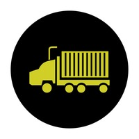 Good Delivery Truck With Load Clipart   Free Clip Art Images