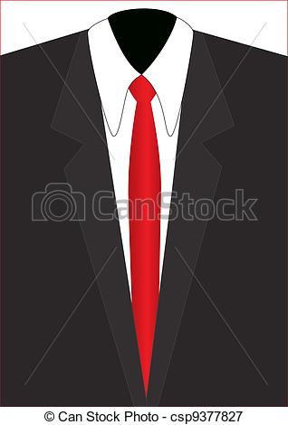 Male Suit   Stock Illustration Royalty Free Illustrations Stock Clip