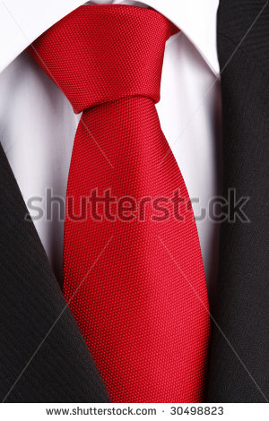 Red Tie Stock Photos Illustrations And Vector Art