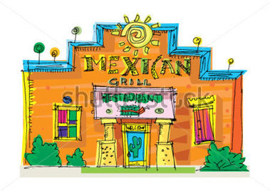 Mexican Restaurant Clipart Clipart Suggest