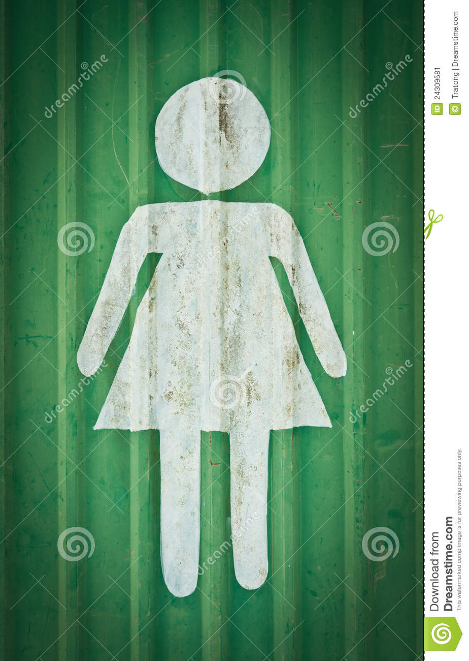 Sign Of Public Toilets Wc Restroom For Women Mr No Pr No 2 463 2