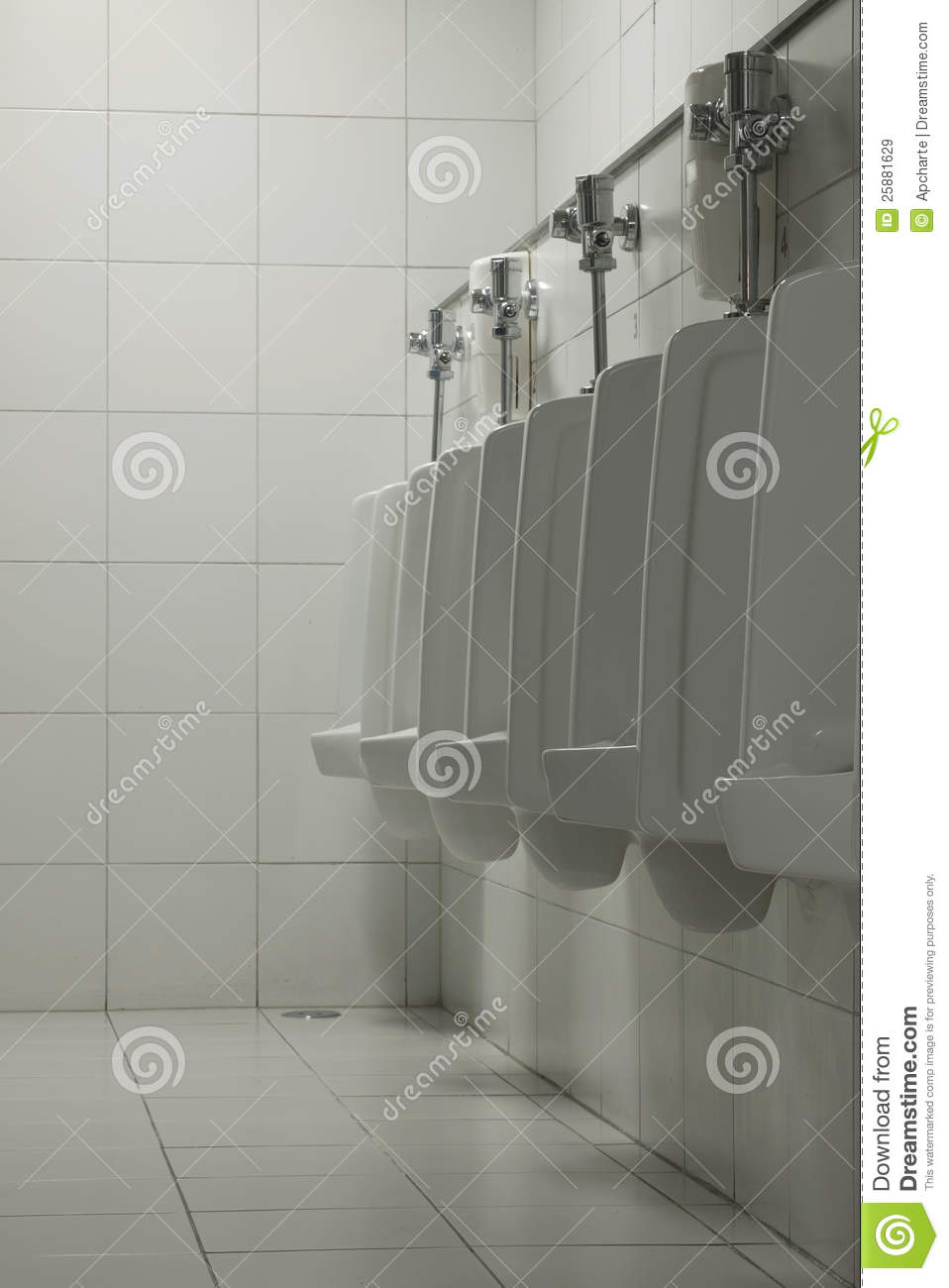 The Men Restroom With The Sanitary Wares Mr No Pr No 0 516 0