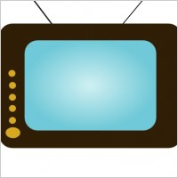 Tv Remote Clipart   Clipart Panda   Free Clipart Images