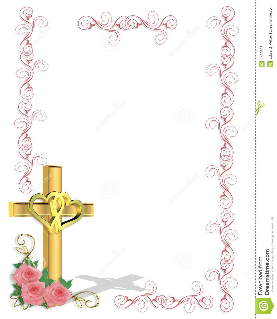 Free Wedding Invitation Clipart