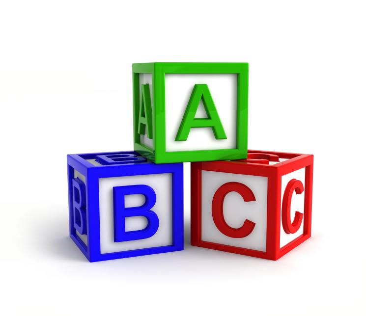 Building Blocks Of Art : Abc building blocks clipart suggest