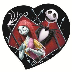 Amazon Com Disney Nightmare Before Christmas Jack And Sally In ...