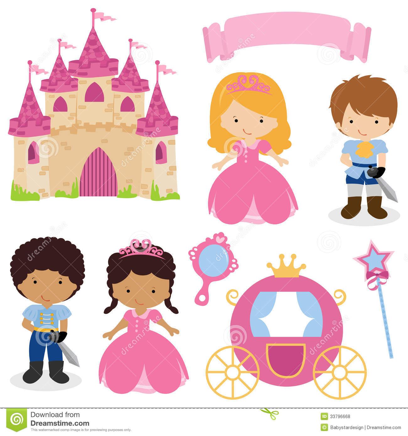 Prince Fairy Tale Clip Art – Clipart Download