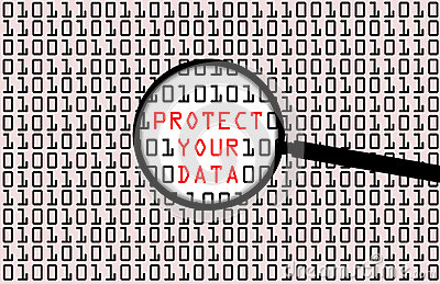 Data Protection Royalty Free Stock Photography   Image  35159147