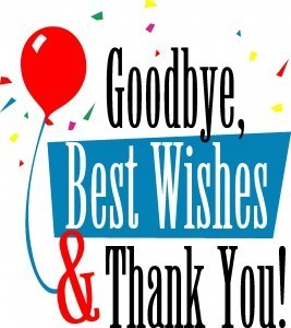 ... Bye And Good Luck To Tracy Wilson And Big Joe Brisbane - Clipart Kid