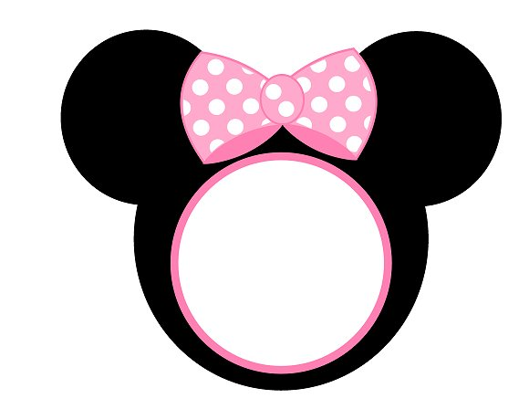 Minnie Mouse Invitations Baby Shower   Clipart Panda   Free Clipart