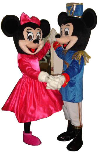 New Lovely Eva Mickey Mouse Minnie Mouse Mascot Costume Mini Cool Jpg