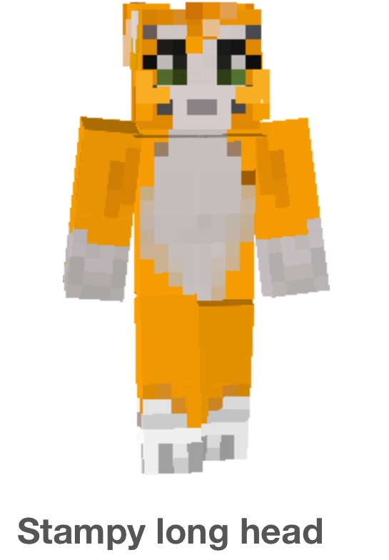 Stampy Cat   We Were Just Going For The Face Best Not To Be Over