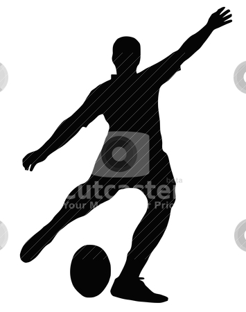 Football Outline Vector   Clipart Panda   Free Clipart Images