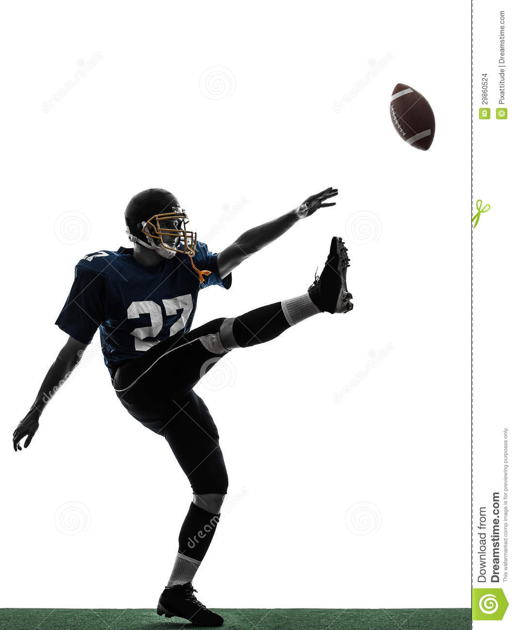 Football Player Running Silhouette   Clipart Panda   Free Clipart